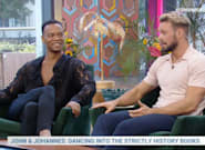 John Whaite Opens Up About His And Johannes Radebe's First Strictly Come Dancing