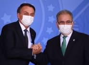 El ministro de Salud de Brasil da positivo por coronavirus en la Asamblea General de la ONU en Nueva