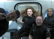 Les touristes de SpaceX ont dû gérer avec des toilettes