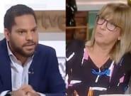 El corte de Gemma Nierga a Garriga que pone patas arriba Twitter: 2.500 'me gusta' en una