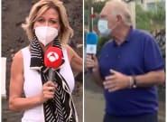 El toque de atención de la Guardia Civil a los periodistas desplazados a La
