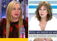 Un micrófono abierto traiciona a Belén Esteban: así habla de Ana Rosa