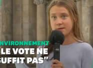 Elections en Allemagne: Greta Thunberg s'invite dans la dernière ligne droite de la