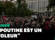 Russie: Des milliers de manifestants à Moscou pour dénoncer des fraudes