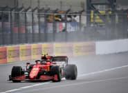 Carlos Sainz, tercero tras un loco final de carrera en