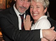 Greg Wise Addresses The 'Strictly Curse' Question After Wife Emma Thompson's Saucy