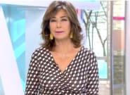 """""""Me voy, te dejo solo"""": Ana Rosa se marcha a mitad de programa y ella misma da la"""