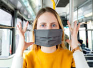 Here's How Much Face Masks (Still) Reduce Your Risk Of Catching