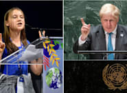 Greta Thunberg Mock's Boris Johnson's Climate Promises: 'Blah, Blah,
