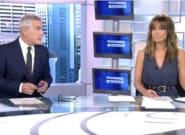 David Cantero corrige a Isabel Jiménez por su error en 'Informativos