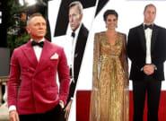Daniel Craig Joined By Royal Guests At Glittering James Bond