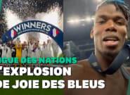 Espagne-France en Ligue des nations: Les Bleus partagent les images de