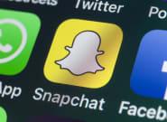 L'application Snapchat touchée par une panne à son