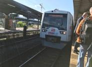 Le premier train sans conducteur a circulé sur les rails à