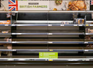 Britain's Two Decades Of Cheap Food Is Over, According To The UK's 'Chicken