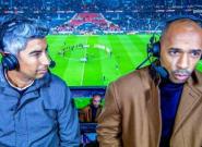 PSG-Angers: Thierry Henry impressionne les téléspectateurs pour son premier match de L1