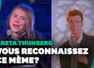 Avant la COP26, Greta Thunberg a misé sur un célèbre mème pour