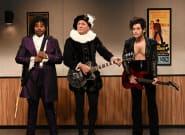 Daniel Craig Crashes Rami Malek's SNL Episode For Prince Audition