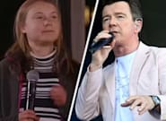Greta Thunberg Singing Rick Astley's Never Gonna Give You Up Gets The Thumbs Up From The Man