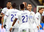 Festival de goles del Real Madrid frente al Shakhtar Donetsk
