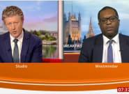 BBC Breakfast's Charlie Stayt Skewers Kwarteng Over Ineffective Covid
