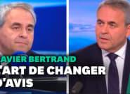 Présidentielle 2022: Xavier Bertrand enchaîne les volte-face sur le Congrès