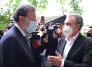 Zapatero y Rajoy recuerdan el fin de ETA y destacan que no hubo ningún pago político a
