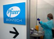 Contre le Covid, la 3e dose du vaccin Pfizer montre une très forte