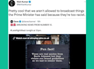 Boris Johnson's Direct Quotes Had To Be Censored In The Mash