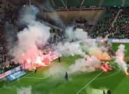 Saint-Étienne - Angers débute avec une heure de retard après des