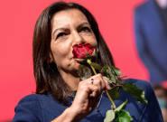 Anne Hidalgo, oficialmente la candidata presidencial de los socialistas