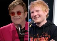 Elton John Laughs Off 'Big Mouth F**king' Ed Sheeran Over Major