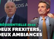 Présidentielle: Philippot et Asselineau d'accord sur le Frexit mais encore loin de
