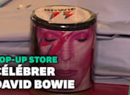 Avoir David Bowie au téléphone? C'est possible dans ces boutiques-musées pour le