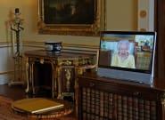 La reine Elizabeth II d'Angleterre renonce à la COP