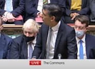Mask-Off: Tories Appear Divided Over Wearing Covid Protection In Packed