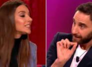 """""""No vuelvo"""": El embarazoso momento de Ana Guerra con Dani Rovira en 'La Noche D' de"""