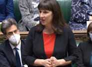 Budget 2021: Rachel Reeves Tears Into Bankers 'Sipping Champagne' As She Steps In For