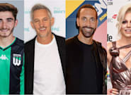 Gary Lineker, Rio Ferdinand And Courtney Act Lead Celeb Support For Australian Footballer Josh Cavallo After Coming
