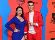 Georgina Rodríguez y Cristiano Ronaldo esperan su segundo hijo en