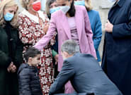 Solo un niño se atrevería a hacer algo así al rey: momentazo con Felipe