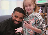 Drake Surprises Young Fan In