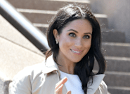 Meghan Markle's Butterfly Earrings Are A Sweet Tribute To Princess