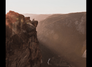 Accidental Yosemite Park Proposal Photographer Wants To Identify This
