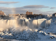 Niagara Falls Somehow Gets Even More Stunning In The Freezing
