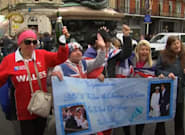 The Royal Baby's Birth Is Being Celebrated By Fans Around The