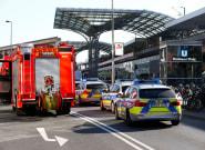La gare centrale de Cologne évacuée après une prise