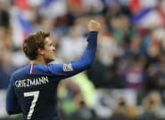 France-Allemagne: Le doublé de Griezmann qui a permis aux Bleus de s'imposer en Ligue des