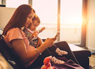 Many Nannies Are Banned From Using Cellphones, Social