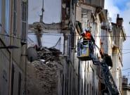 Après l'effondrement d'immeubles à Marseille, plus de mille personnes